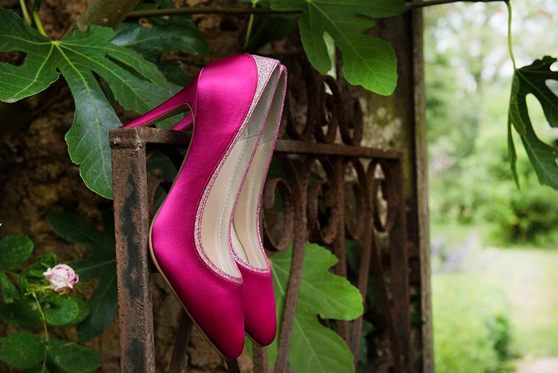 Brautmoden Balz-Elsa-Coloured Shoes 1