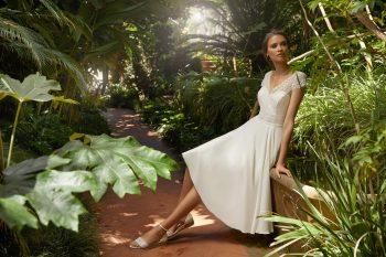 Brautmoden Balz-Bianco_Evento_BORNEA-dress_BAHIA-shoes